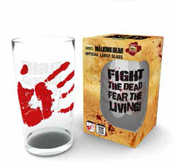 WALKING DEAD VERRE FIGHT THE DEAD