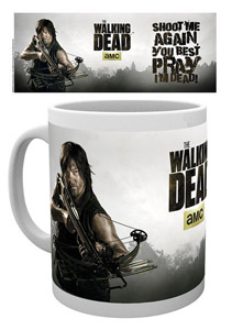 THE WALKING DEAD MUG DARYL DIXON