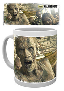 THE WALKING DEAD MUG WALKERS