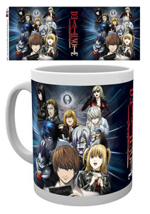 DEATH NOTE MUG GROUP