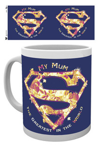 DC COMICS MUG SUPERMOM