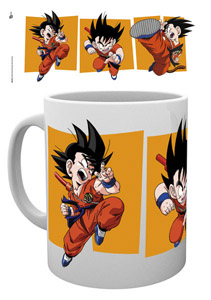 DRAGON BALL Z MUG GOKU