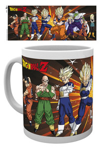 MUG DRAGONBALL Z FIGHTERS