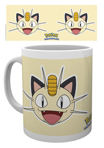 POKEMON MUG MIAOUSS FACE