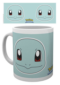 POKEMON MUG CARAPUCE FACE