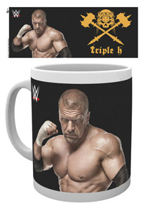 WWE WRESTLING MUG TRIPLE H