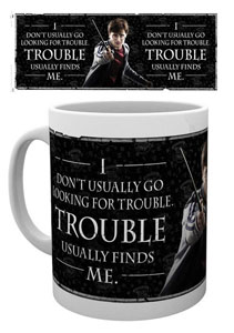 MUG HARRY POTTER QUOTE