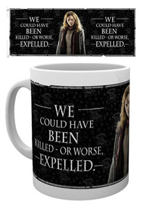 MUG HARRY POTTER HERMIONE QUOTE