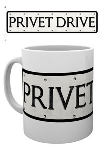 MUG HARRY POTTER PRIVET DRIVE