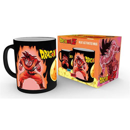 Photo du produit DRAGONBALL Z MUG DECOR THERMIQUE SUPER SAIYAN