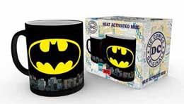 DC COMICS MUG DECOR THERMIQUE BATMAN LOGO