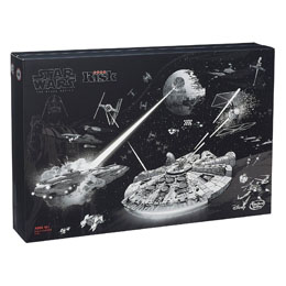 JEU RISK STAR WARS THE BLACK SERIES (VERSION ANGLAISE)