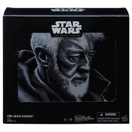 Photo du produit STAR WARS EPISODE IV BLACK SERIES FIGURINE OBI-WAN KENOBI 2016 EXCLUSIVE (EMBALLAGE ENDOMMAGE) Photo 3
