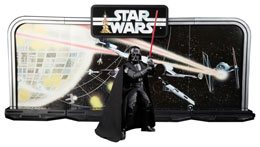 FIGURINE HASBRO STAR WARS BLACK SERIES FIGURINE DARTH VADER 40TH ANNIVERSARY LEGACY PACK 15 CM