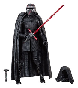 STAR WARS EPISODE IX BLACK SERIES FIGURINE 2019 SUPREME LEADER KYLO REN 15 CM