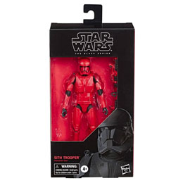 Photo du produit STAR WARS EPISODE IX BLACK SERIES FIGURINE 2019 SITH TROOPER 15 CM Photo 1
