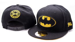 Photo du produit BATMAN CASQUETTE BASEBALL CLASSIC LOGO