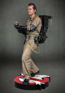 GHOSTBUSTERS STATUETTE PETER VENKMAN EDITION LIMITEE