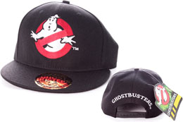 CASQUETTE BASEBALL GHOSTBUSTERS LOGO