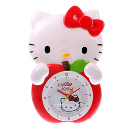 HELLO KITTY PENDULE GÉANTE 40CM