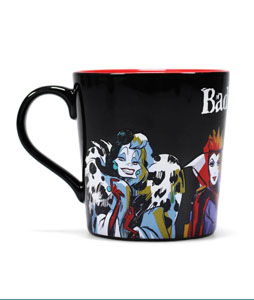 DISNEY MUG BAD GIRLS