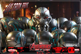 AVENGERS L'ERE D'ULTRON SERIE 2 FIGURINE COSBABY (S) ULTRON PRIME
