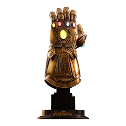 AVENGERS INFINITY WAR RÉPLIQUE ACCESSORIES COLLECTION SERIES 1/4 INFINITY GAUNTLET