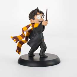Photo du produit FIGURINE HARRY POTTER FIGURINE Q HARRY'S FIRST SPELL Photo 3