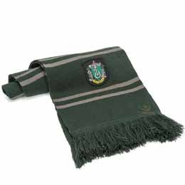 ECHARPE HARRY POTTER SERPENTARD (SLYTHERIN)