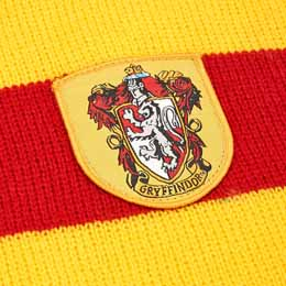 Photo du produit HARRY POTTER ECHARPE CLASSIC GRYFFINDOR Photo 2