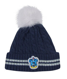 BONNET HARRY POTTER A POM-POM RAVENCLAW