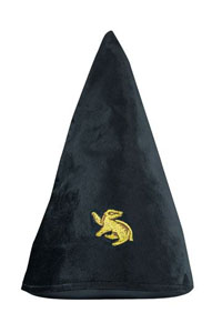 HARRY POTTER CHAPEAU HUFFLEPUFF 32 CM