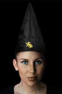 Photo du produit HARRY POTTER CHAPEAU HUFFLEPUFF 32 CM Photo 1