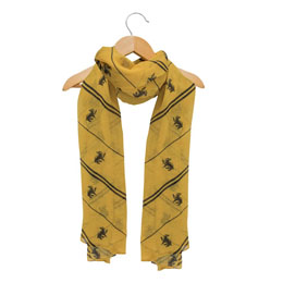 HARRY POTTER FOULARD HUFFLEPUFF