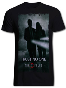 X-Files T-Shirt Trust No One