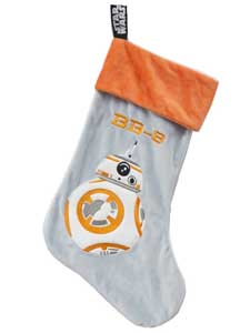 STAR WARS EPISODE VII CHAUSSETTE DE NOEL BB-8