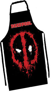 TABLIER DE CUISINE DEADPOOL FACE