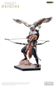 STATUETTE ASSASSIN'S CREED ORIGINS DELUXE ART SCALE 1/10 BAYEK 23 CM