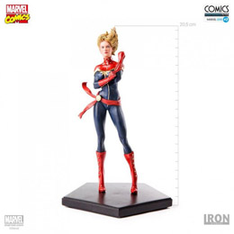STATUETTE CAPTAIN MARVEL 1/10