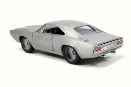 Photo du produit FAST & FURIOUS 1/24 1970 1968 DODGE CHARGER R/T METAL Photo 3