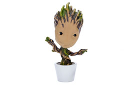 Photo du produit LES GARDIENS DE LA GALAXIE METALS FIGURINE DIECAST POTTED GROOT 10 CM Photo 2