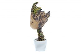 Photo du produit LES GARDIENS DE LA GALAXIE METALS FIGURINE DIECAST POTTED GROOT 10 CM Photo 4