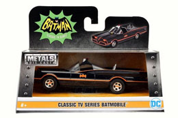 Photo du produit BATMAN 1/32 1966 CLASSIC TV SERIES BATMOBILE METAL Photo 1