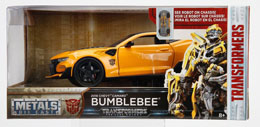 Photo du produit TRANSFORMERS THE LAST KNIGHT 1/24 BUMBLEBEE CHEVROLET CAMARO METAL Photo 4