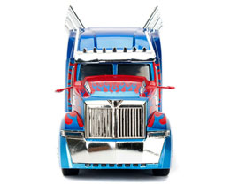 Photo du produit REPLIQUE TRANSFORMERS THE LAST KNIGHT 1/24 OPTIMUS PRIME WESTERN STAR 5700 XE PHANTOM Photo 2
