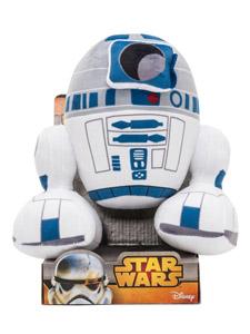 STAR WARS PELUCHE R2-D2 25 CM