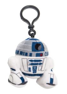 STAR WARS EPISODE VII PORTE-CLES PELUCHE R2-D2