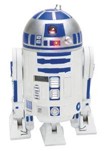 STAR WARS REVEIL PROJECTEUR R2-D2