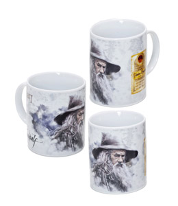 Photo du produit LE HOBBIT MUG PORCELAINE GANDALF