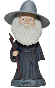 LE HOBBIT BOBBLE HEAD GANDALF 15 CM